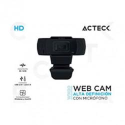 Camara Web Acteck/ Hd/Con...