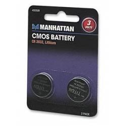 Manhattan 432528 pila de uso doméstico Batería de un solo uso Litio