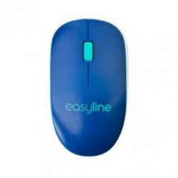 Mouse Inalámbrico Easy Line...