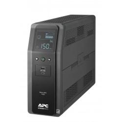 APC BR1500M2-LM sistema de alimentación ininterrumpida (UPS) 1.5 kVA 900 W 10 salidas AC