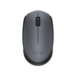 Mouse Logitech M170 Grey-K...